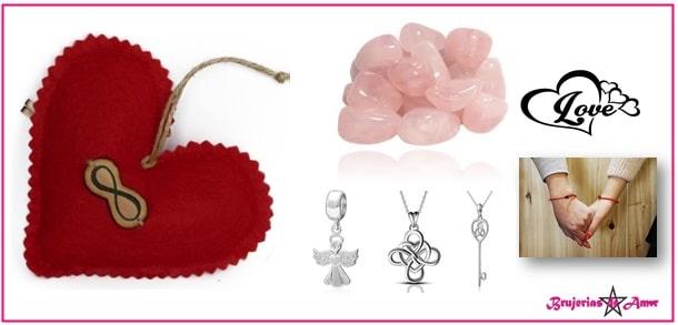 los mejores amuletos para el amor