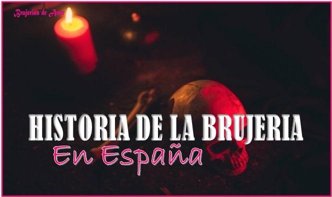 Hitoria de la brujeria en España