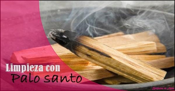 Como y cuando usar el palo santo para limpiar tu hogar