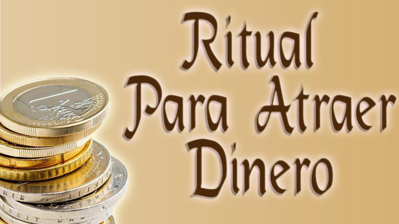 Ritual para amarrar el dinero