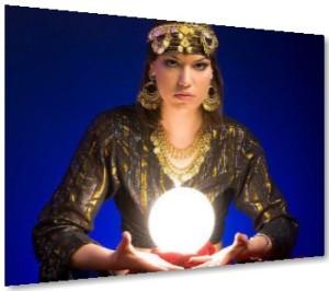 Magia y clarividencia