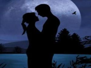 Conjuro de amor en luna llena